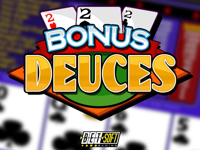 Bonus Deuces Game