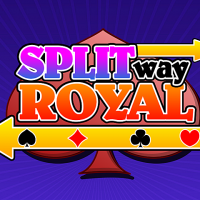 Split Way Royal Video Poker