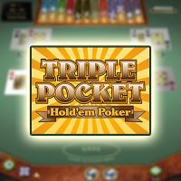 Triple Pocket Holdem Poker by Microgaming