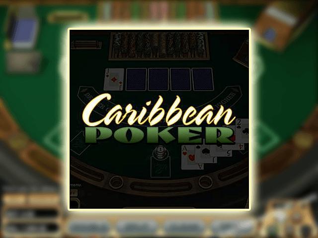 Caribbean Poker Game