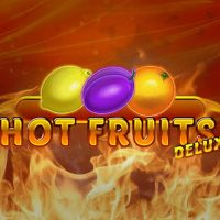Hot Fruits Deluxe Slot by Amatic